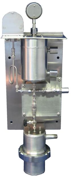 High Pressure sampler